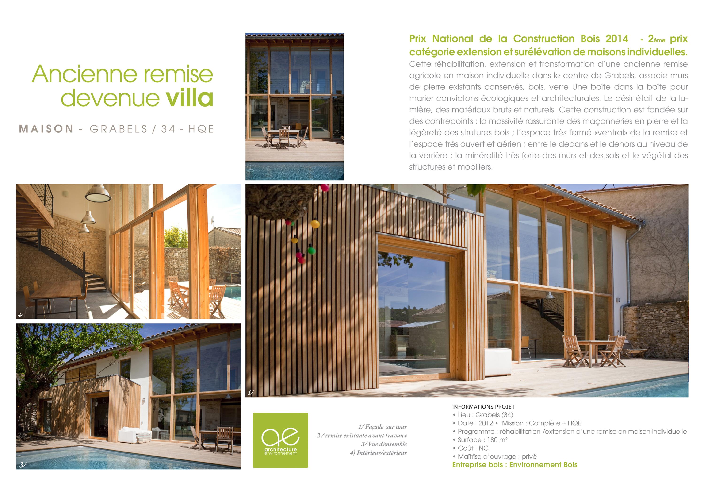 Cout construction maison hqe for Tableau cout construction maison