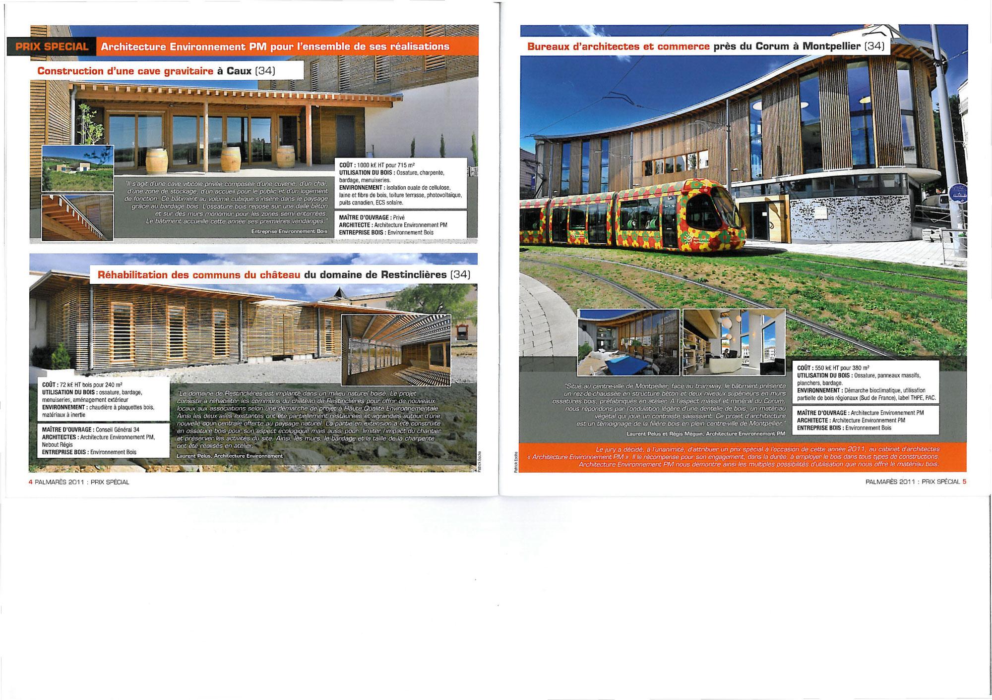 palmares-2011-construction-bois-environnement-en-languedoc-roussillon