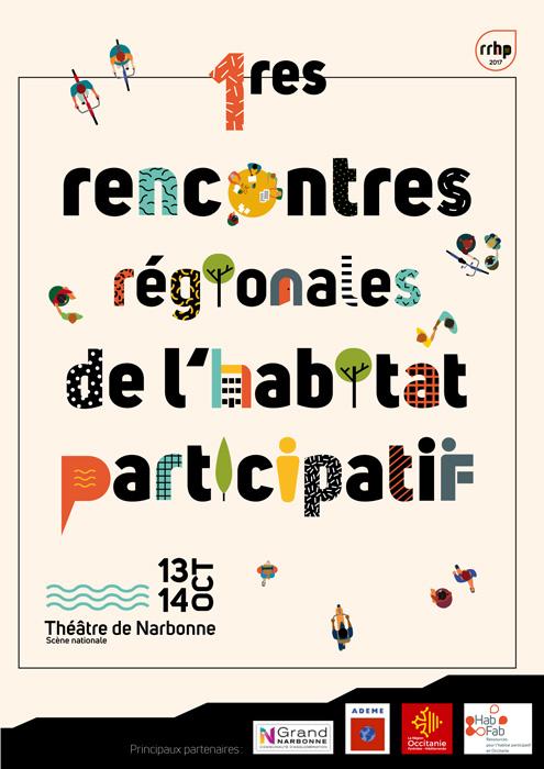 1ères rencontres régionales de l'habitat participatif_13 et 14 oct 17_Narbonne