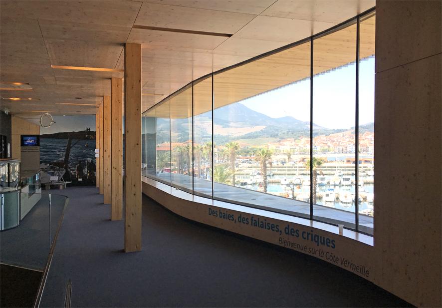 Biodiversarium - aquarium et laboratoires de recherches_Vue sur l'extérieur