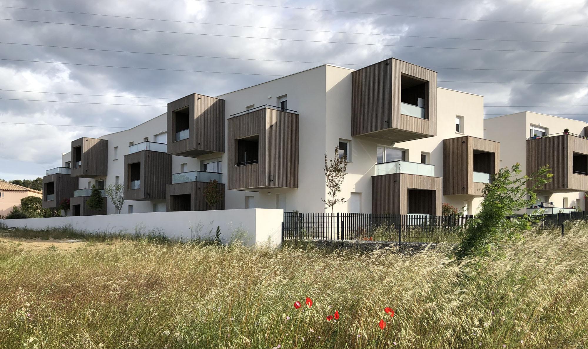 Residence Tony Garnier Grabels