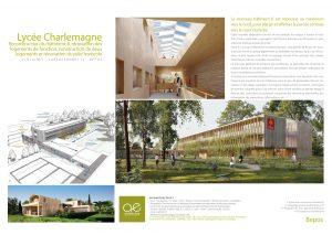 Fiche référence Lycée Charlemagne Carcassonne
