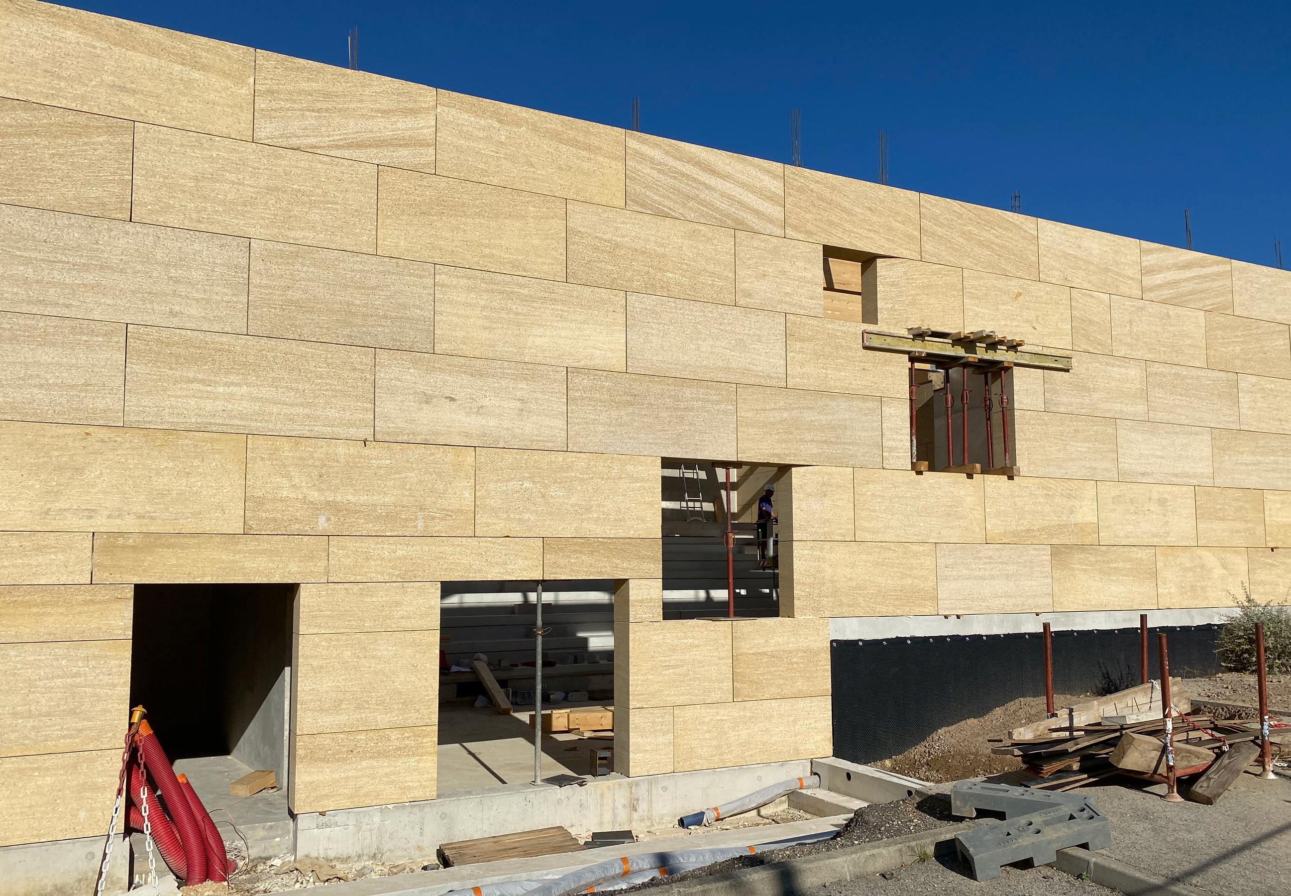 groupe scolaire_Rousson_photo de chantier