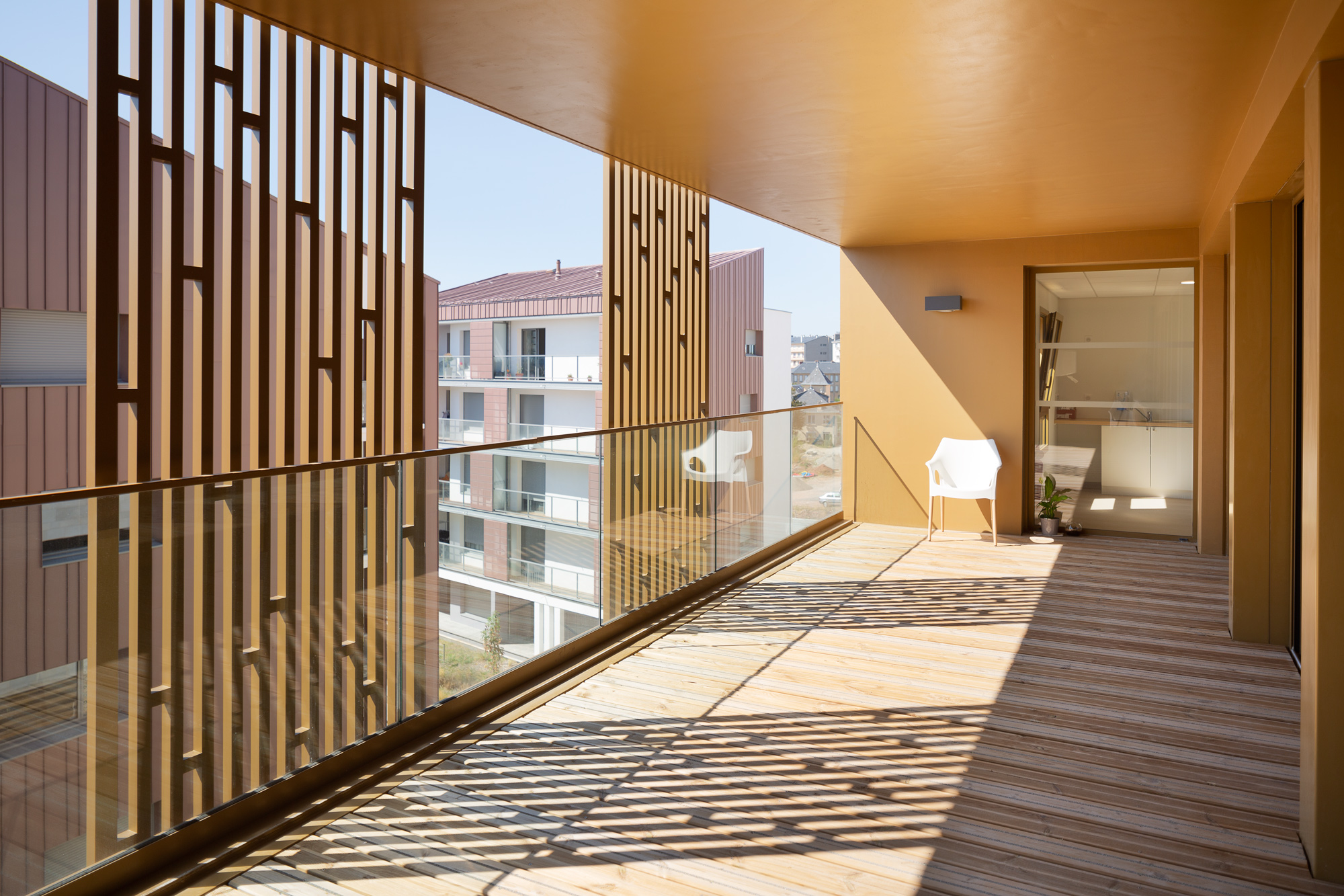 EHPAD Combarel - Rodez - Architecture Environnement mandataire / Bédrune Architectes associé