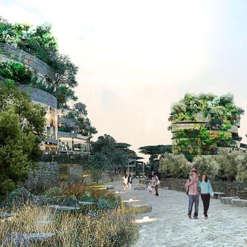 Eco-quartier Gimel